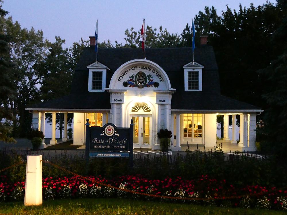 Baie-D'urfé town hall
