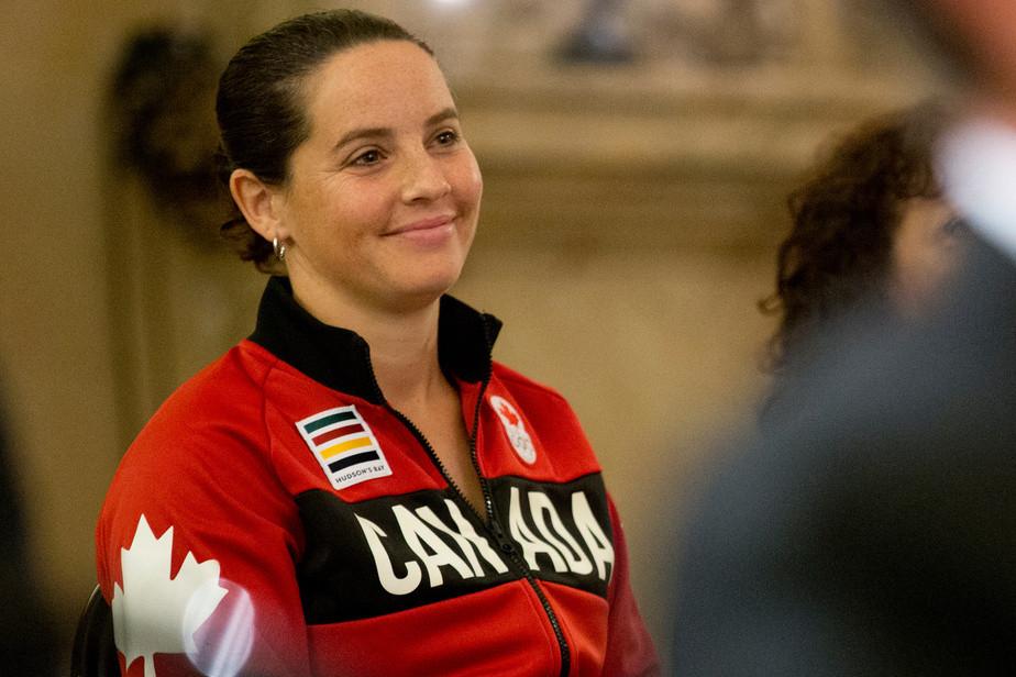 Rhian Wilkinson Team Canada