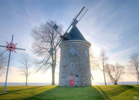 Pointe-Claire pushes for restoration of its iconic windmill.