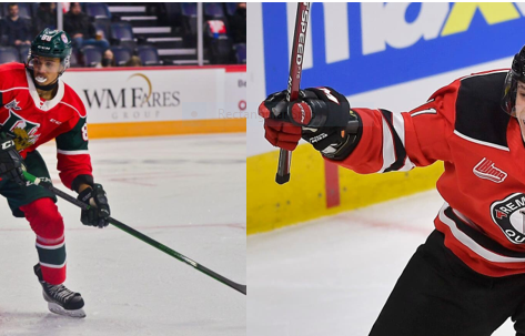 Two more West Island natives are now NHL prospects