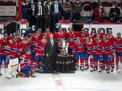 Thank You Habs!