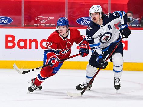 Habs look to widen series lead over Winnipeg Jets.