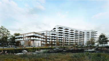 Ile-Perrot residents oppose new condo project.