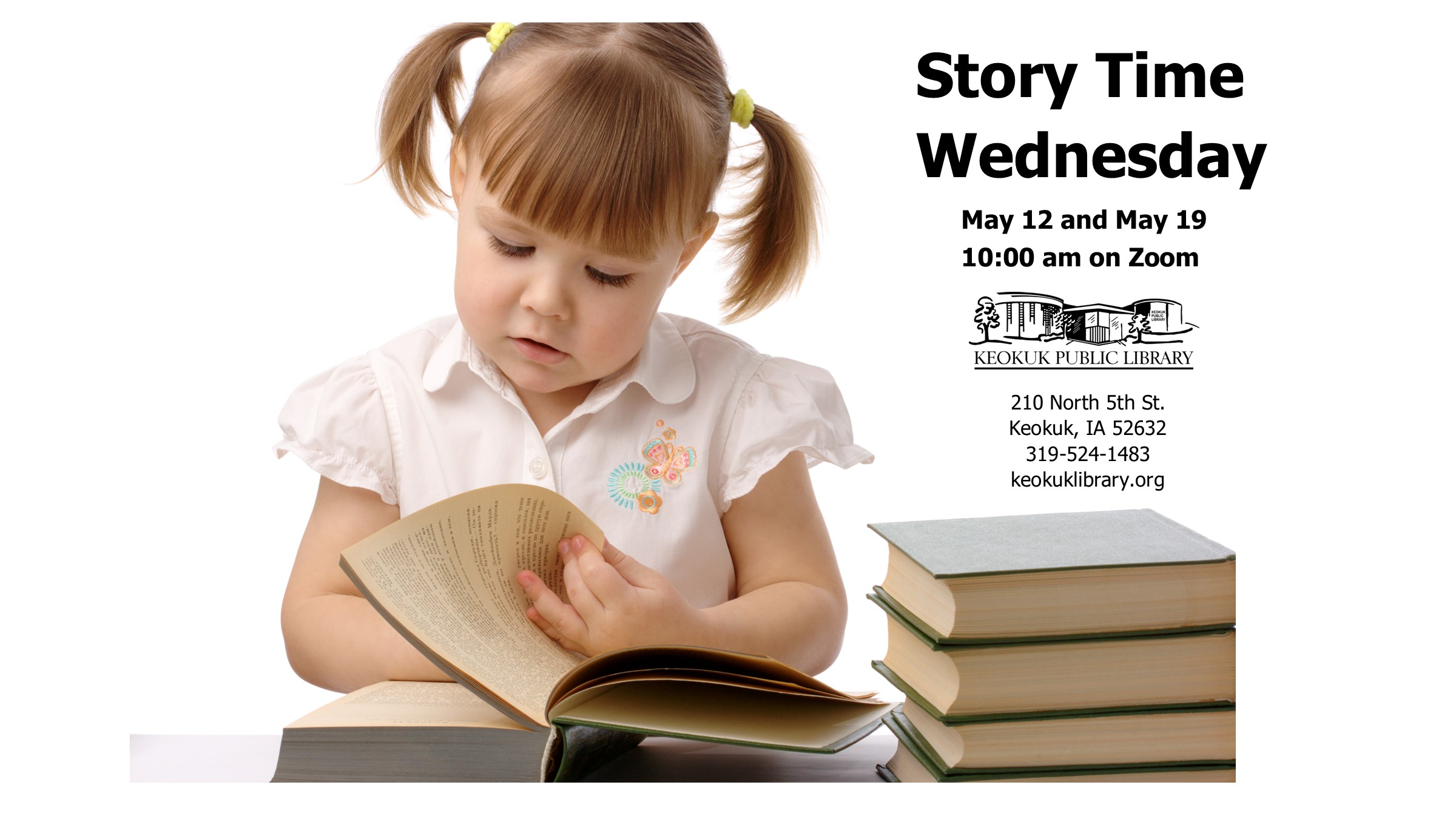 Wednesday Story Time