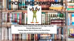 Iron Bookworms
