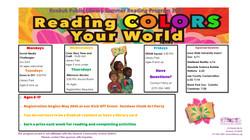 2021 Summer Reading Program