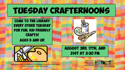 Tuesday Crafternoons