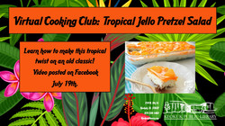 July Cooking Club