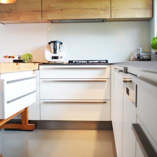 Küche zum Kochen