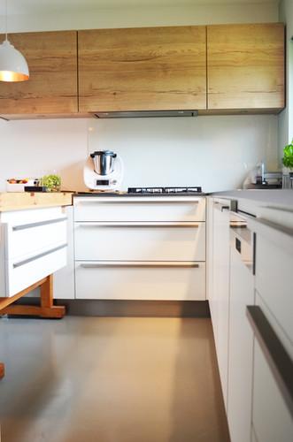 Küche mit Details