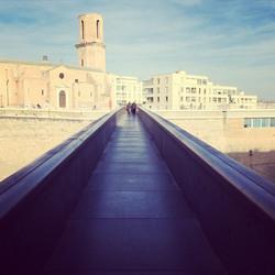 Instagram - #passerelle #architecture #rudyricciotti #LP_IGF_perspective