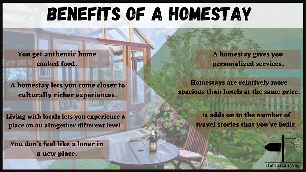 Homestay Tourism in India | Why Homestay is better than Hotels