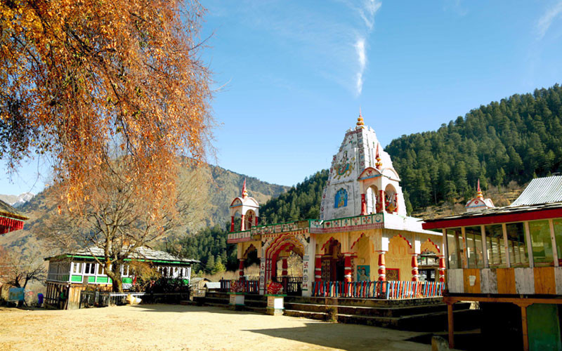 Deohari Valley Homestay located in the Sainj Valley in Himachal Pradesh is one of the most beautiful homestays in India