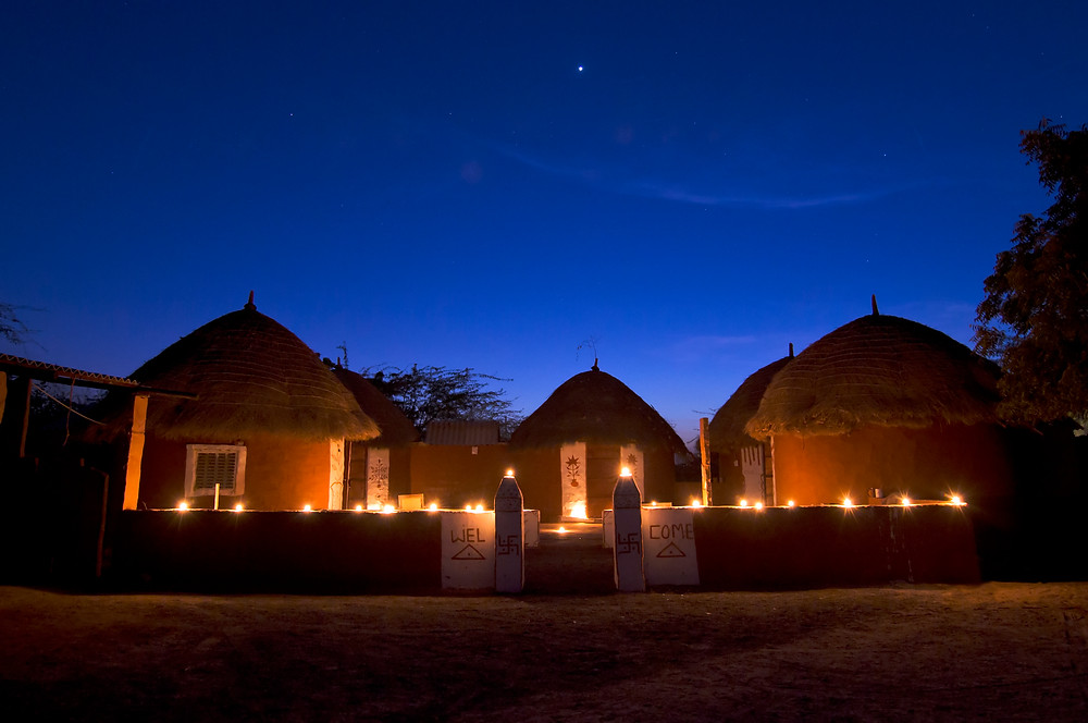 Chhotaram Prajapat's Homestay is the most famous Desert Homestay in India