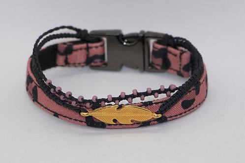 """Multi-Friendship Armband """"Leo"""" für Frauchen"""