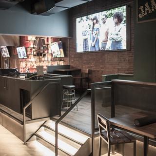 DJ / VIP Area
