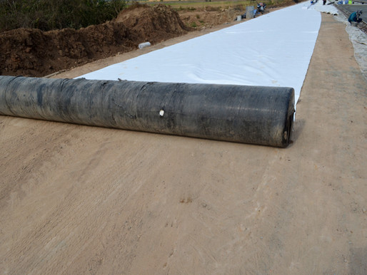 JPT, the core & tube company with a firm foundation, steps in to stabilise the demand for geotextile