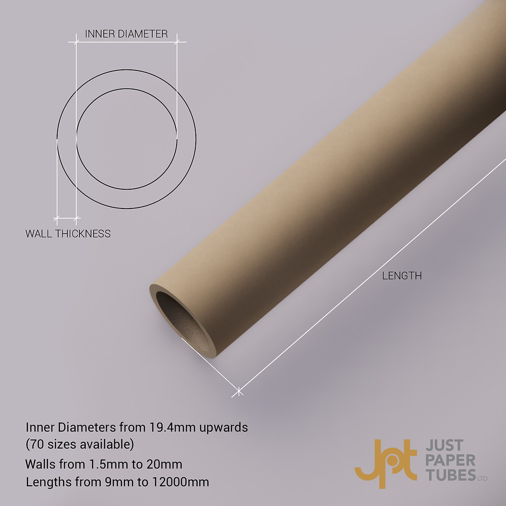 cardboard tubes specification