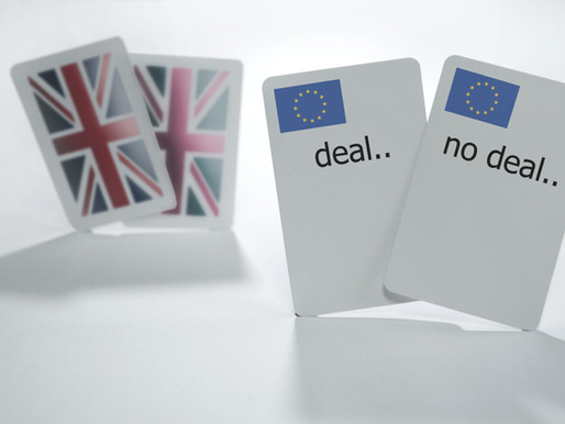 Live Blog: Brexit - Deal or No Deal