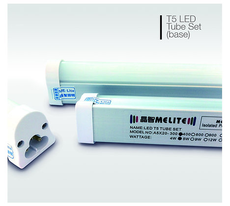 T5 LED Tube Set(base) A5X