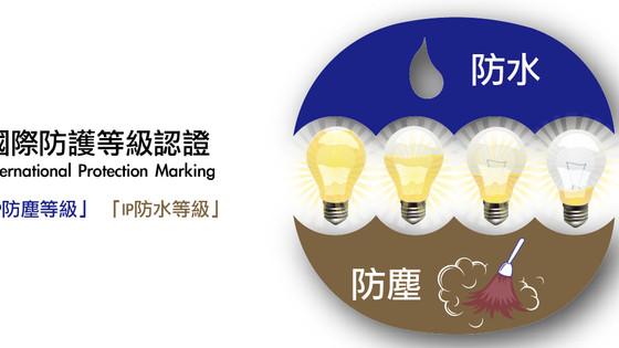 LED燈具 的 國際防護等級認證 有什麽用途?
