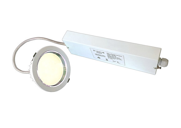 14W LED Down Light with Emergency Battery / Microwave ON / Off / VR swith