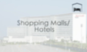 MELITE LED Products Shopping Mall / Hotels Application Cases Icon