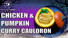 CHICKEN & PUMPKIN CURRY CAULDRON