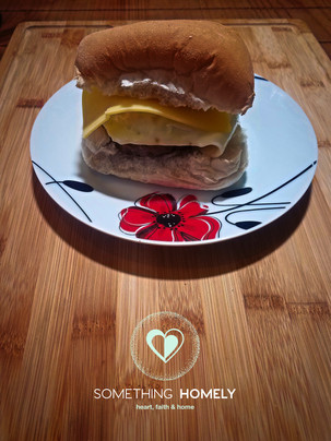 mcdonalds sausage patty with egg,cheese on a bap.jpg