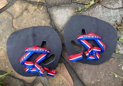 Custom Hand Paddles