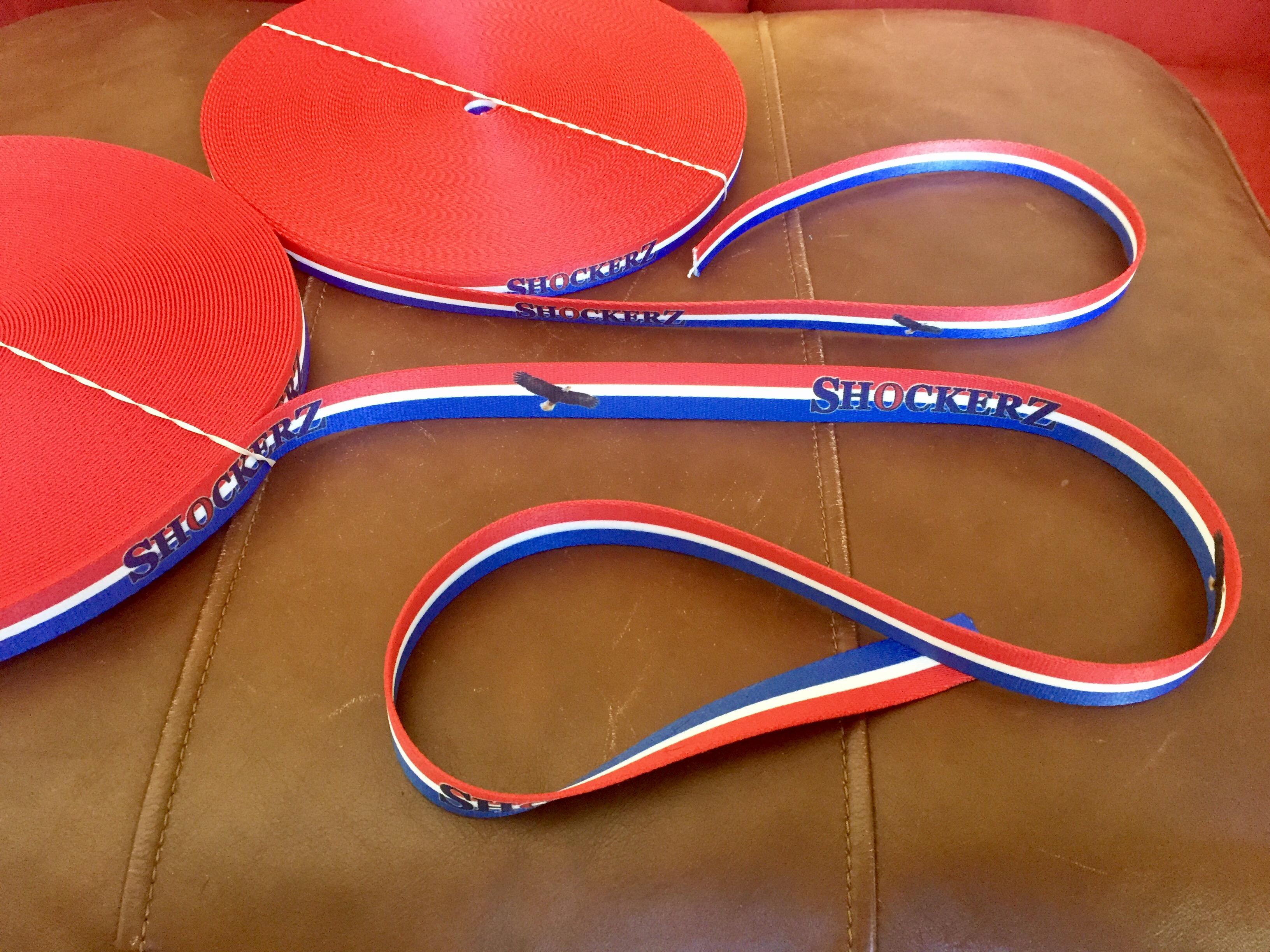 Shockerz 'Merica! straps