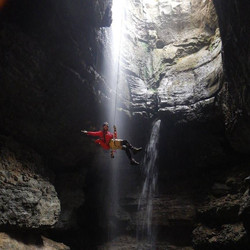Great for caving!