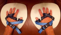 Pro Series hand paddles