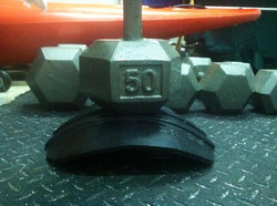 Limited Edition Black vs dumbell