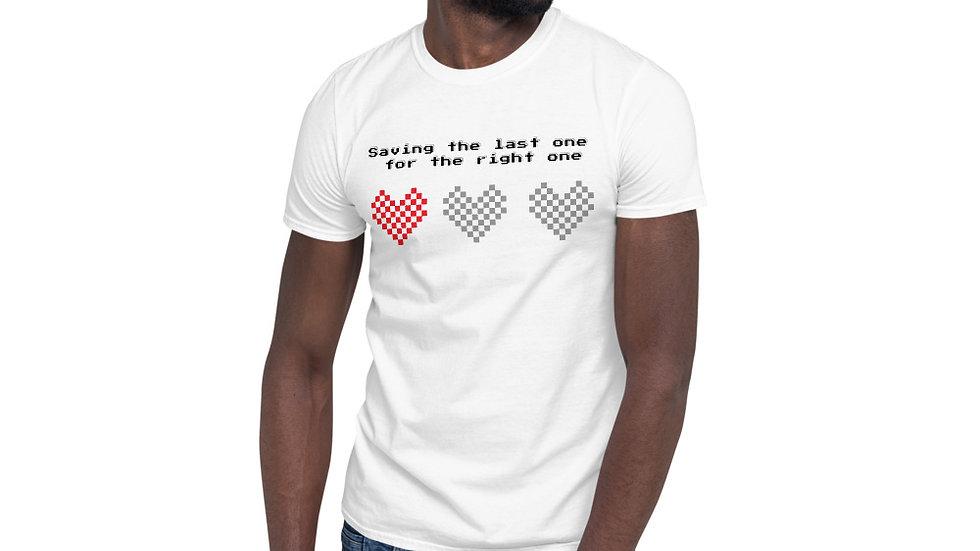 Last One Short-Sleeve Unisex T-Shirt
