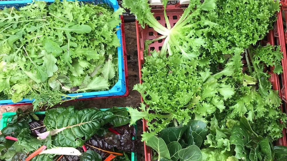 Les verdures