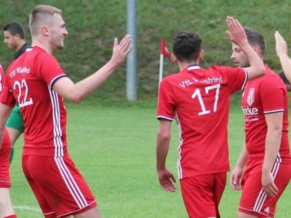 VfL Wanfried hat die Erwartungen erfüllt