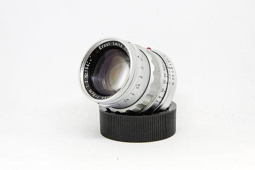 Leica summicron 50mm f2 Rigid