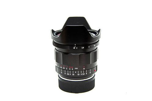 Voigtlander Ultron 21mm F1.8 Aspherical