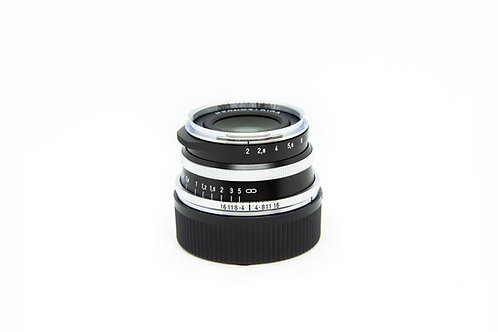 Voigtlander Ultron Vintage Line 35mm F2 Aspherical