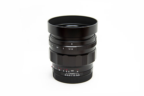 Voigtlander Nokton 40mm f/1.2 Aspherical(E-mount)