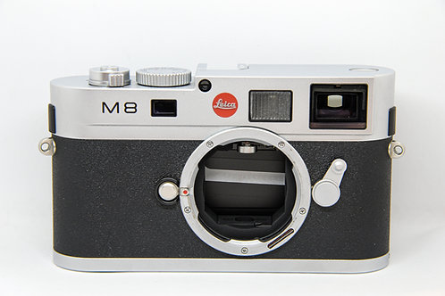 Leica M8(Silver)Full Packing