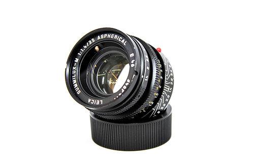 Leitz Summilux-M 35mm f1.4 Aspherical 11873 (雙非球面)