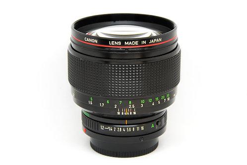 Canon FD 85mm f1.2