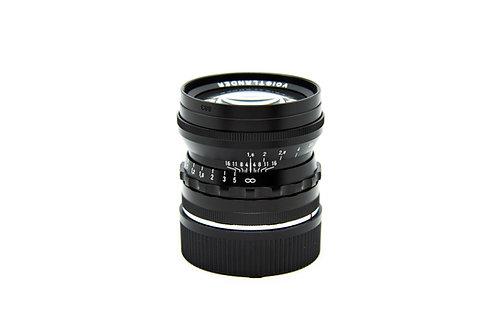 Voigtlander Ultron 35mm f/1.7 Aspherical (Black)