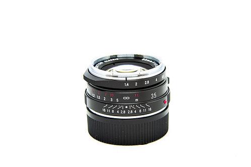 Voigtlander Nokton classic 35mm F1.4 II(M.C)