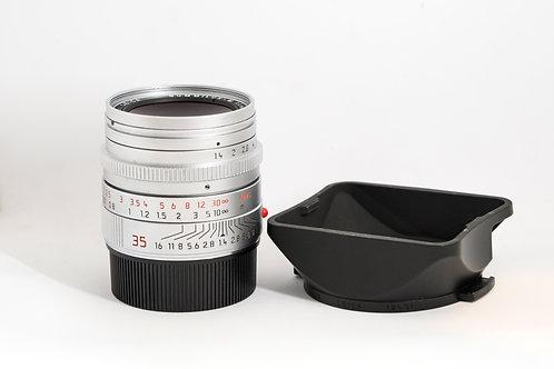 Leitz Summilux-M 35mm f1.4 ASPH (Silver)