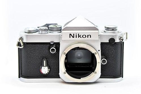 Nikon F2 (silver)
