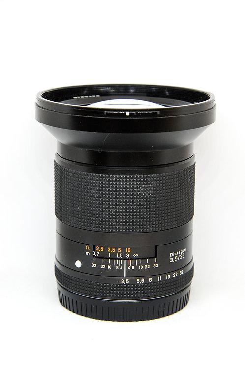 Contax Distagon 35mm f3.5 T*