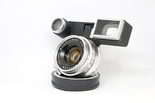 Leitz Summicron 35mm f2 Goggles (8 Element)